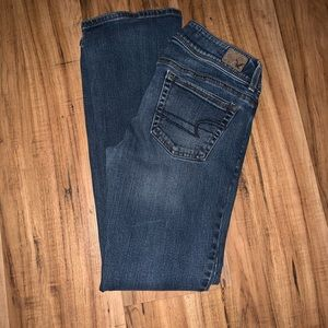 American Eagle kick boot jeans | Size 4